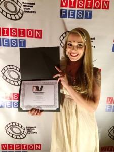 Kai Altair Best Film Score Vision Quest